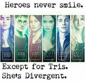 Divergent mixed With Harry Potter and oh, why do I bother